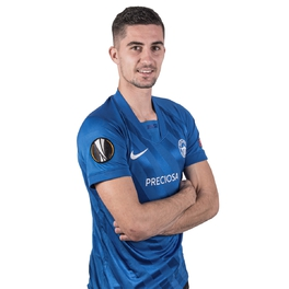 Blue jersey 2020/21 - Europa league