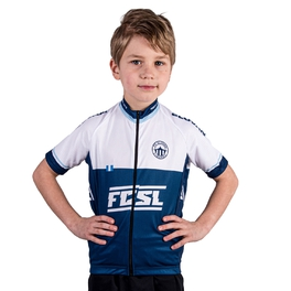 Cycle jersey for children - FCSL
